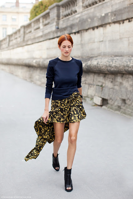 Stockholm Street Style Fashionjazz