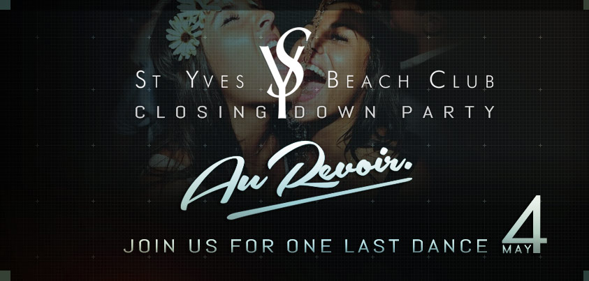St Yves_Closing down party_Au Revoir_4 May 2013