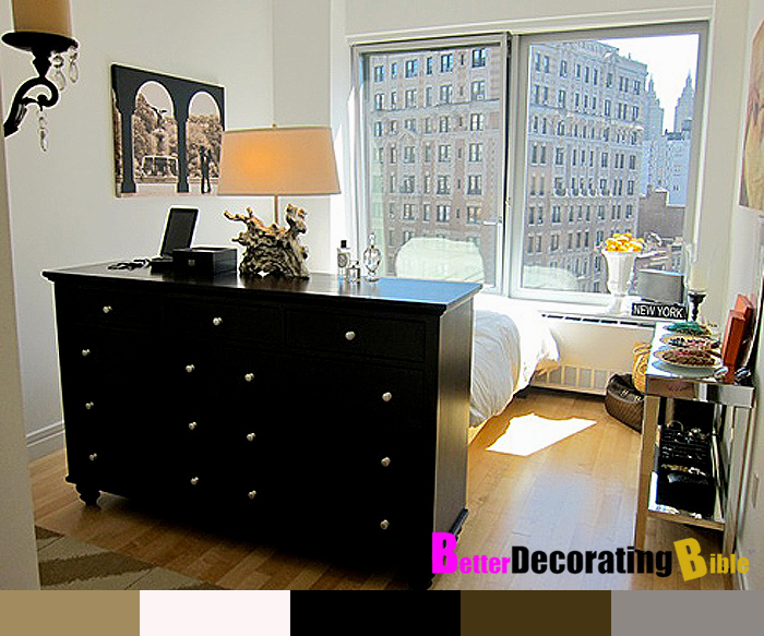 chic style nyc apartment designer diy do it yourself ideas. Black Bedroom Furniture Sets. Home Design Ideas