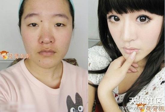 chinese-girls-makeup-before-and-after-16