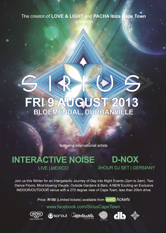SIRIUS Poster_9 August 2013