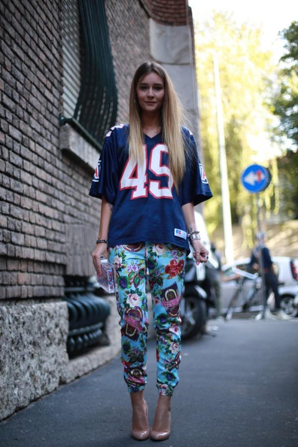 Milan Fashion Week Street Style Fashionjazz