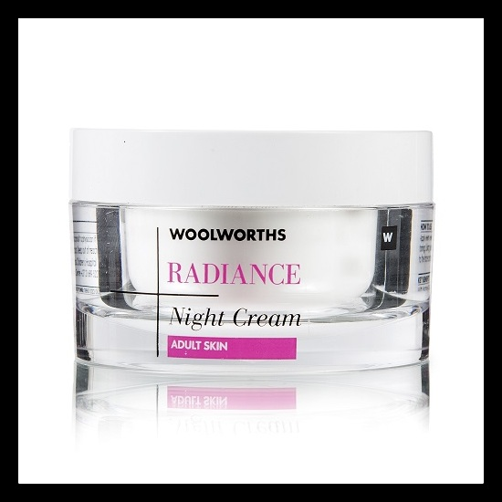 Radiance Night Cream R210.00 3