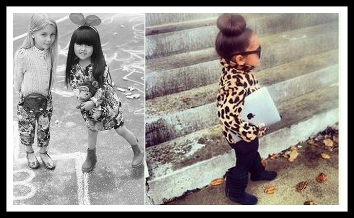 fashionable kids 3