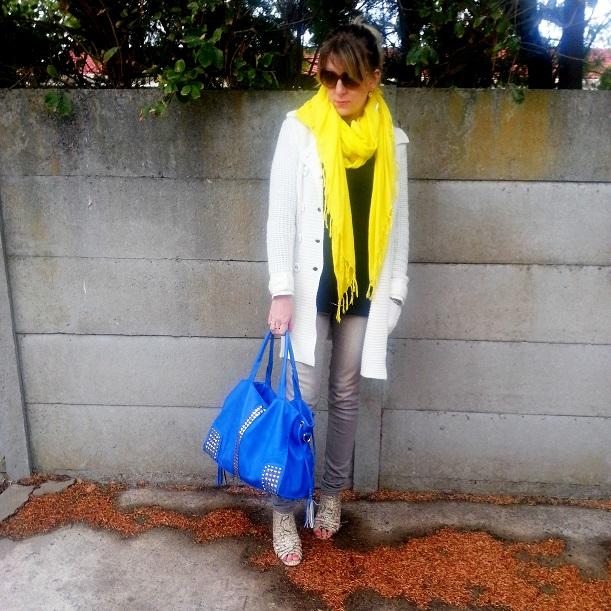 fashionjazz yellow scarf 1