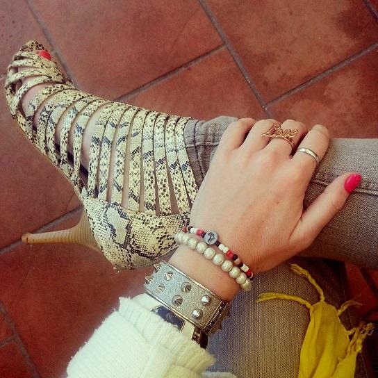 fashionjazz yellow scarf 3
