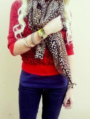 leopard print x2 fashionjazz 11