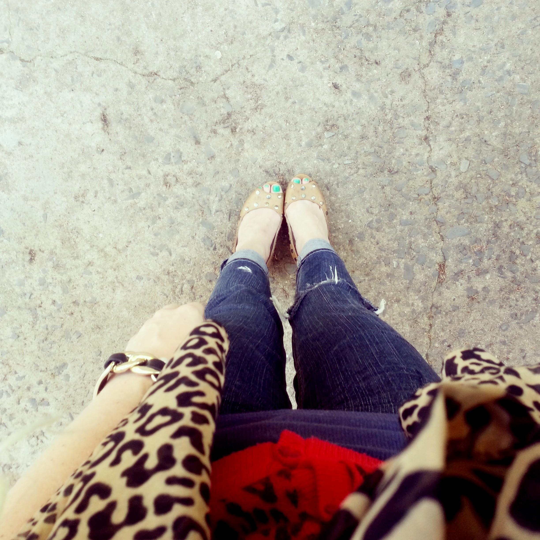leopard print x2 fashionjazz 22
