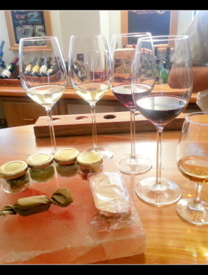 fleur-du-cap- wine -salt-pairings 1