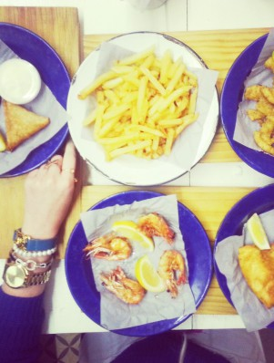 lucky fish&chips-fashionjazz review