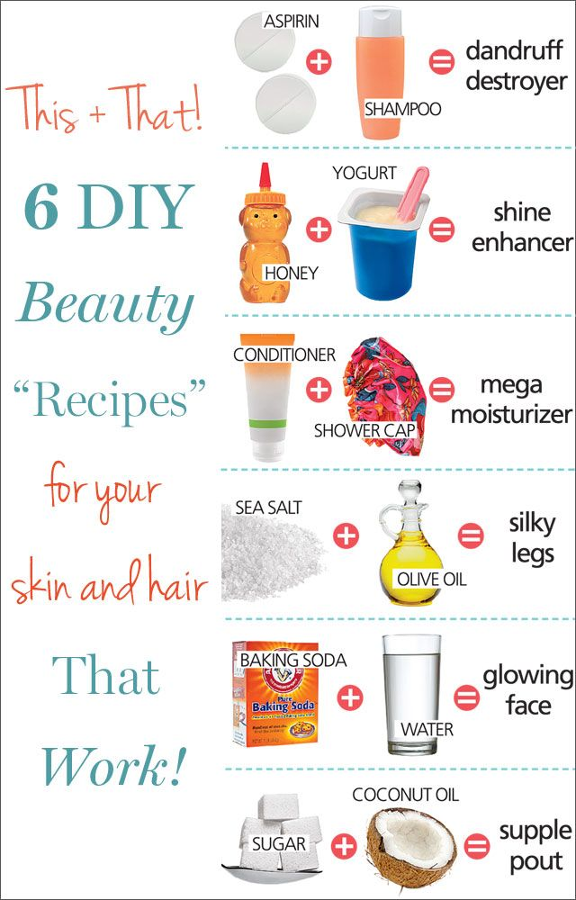 Diy beauty tips fashionjazz - Easy hair care solutions ...