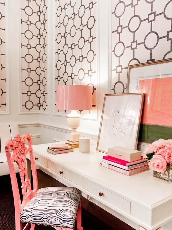 Perfect Pretty Office Decor Astonishing Decoration Ideas