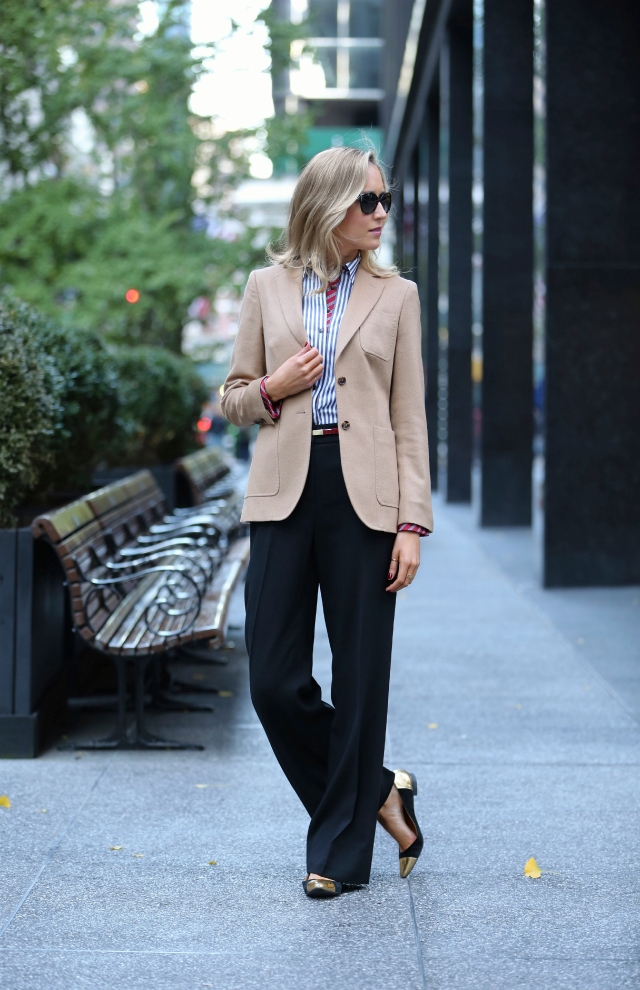 TRENDS – WIDE LEG PANTS AND FLATS | FASHION BUZZ NOW