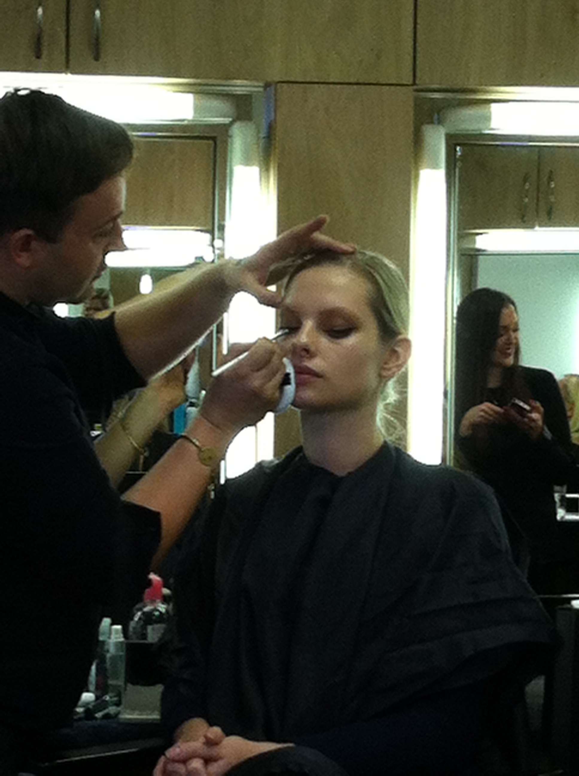 human braiding hair