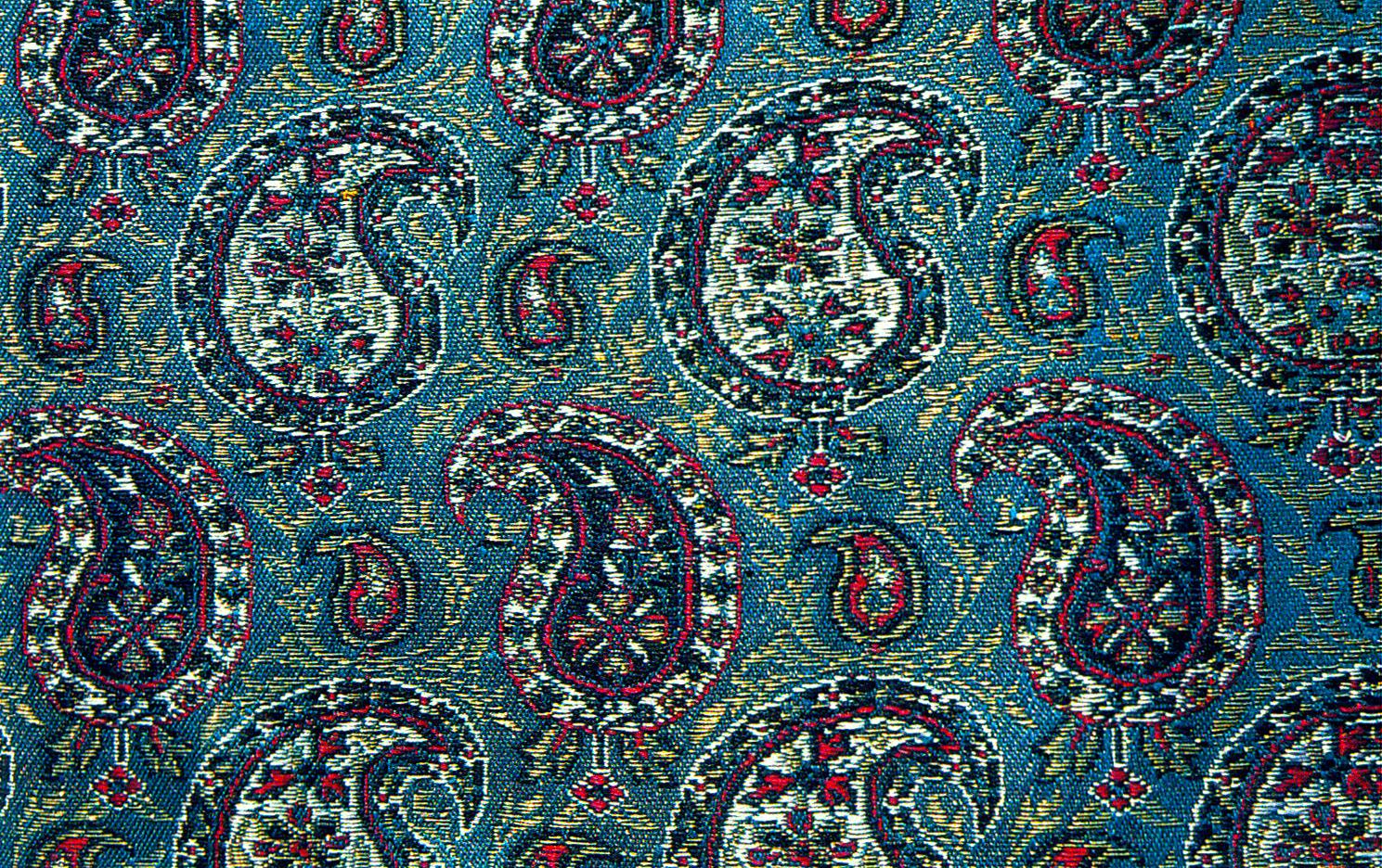 Persian_Silk_Brocade_-_Paisley_-_Persian_Paisley_-_Seyyed_Hossein_Mozhgani_-_1963