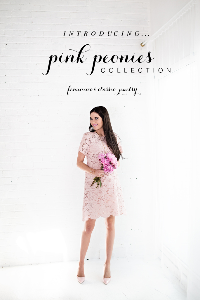 Pink Peonies New Collection Fashionjazz