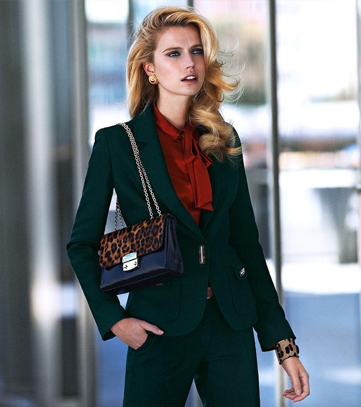 1a2dbcbf9eacd LUISA SPAGNOLI FALL WINTER 2015 - Fashionjazz