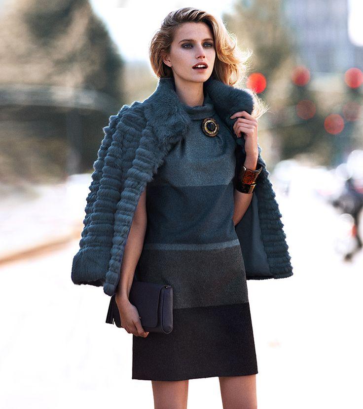 LUISA SPAGNOLI FALL WINTER 2015 - Fashionjazz ac9250011fc