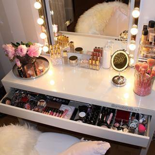 beauty room decor ideas from pinterest  fashionjazz