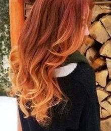 SUNSET HAIR – IS THIS THE BEST OMBRE HAIR TREND WE HAVE SEEN ?