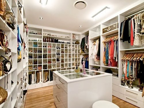 Fabulous Walk In Closets Fashionjazz